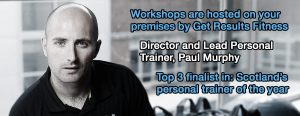 paul murphy get results fitness personal training