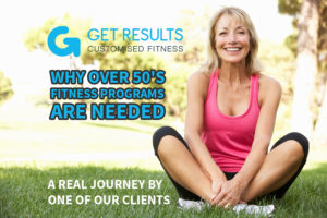 why over 50s fitness programs are needed