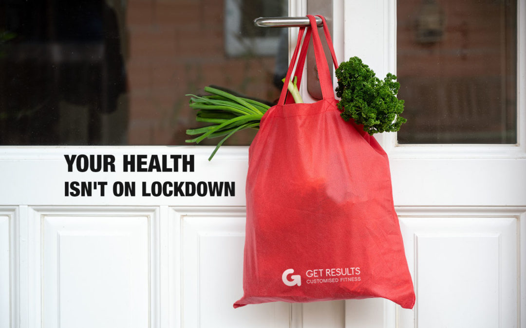 Your Health Isn't On Lockdown