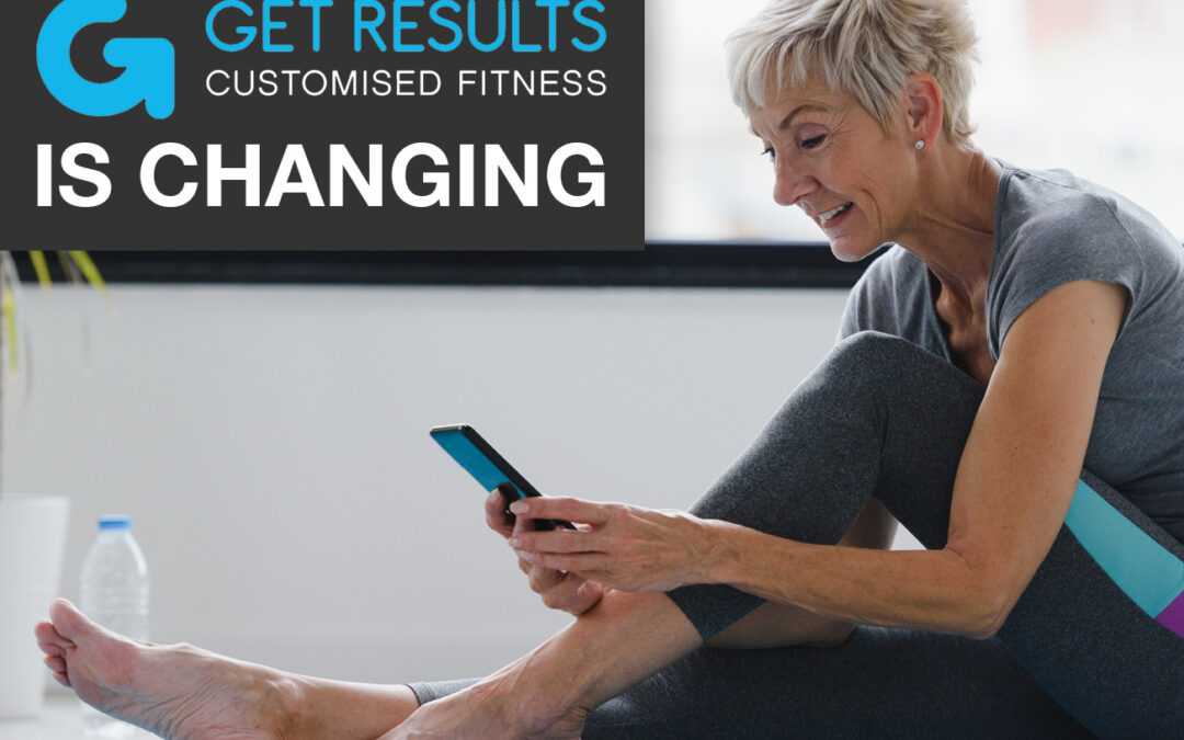 Get Results Fitness Is Changing