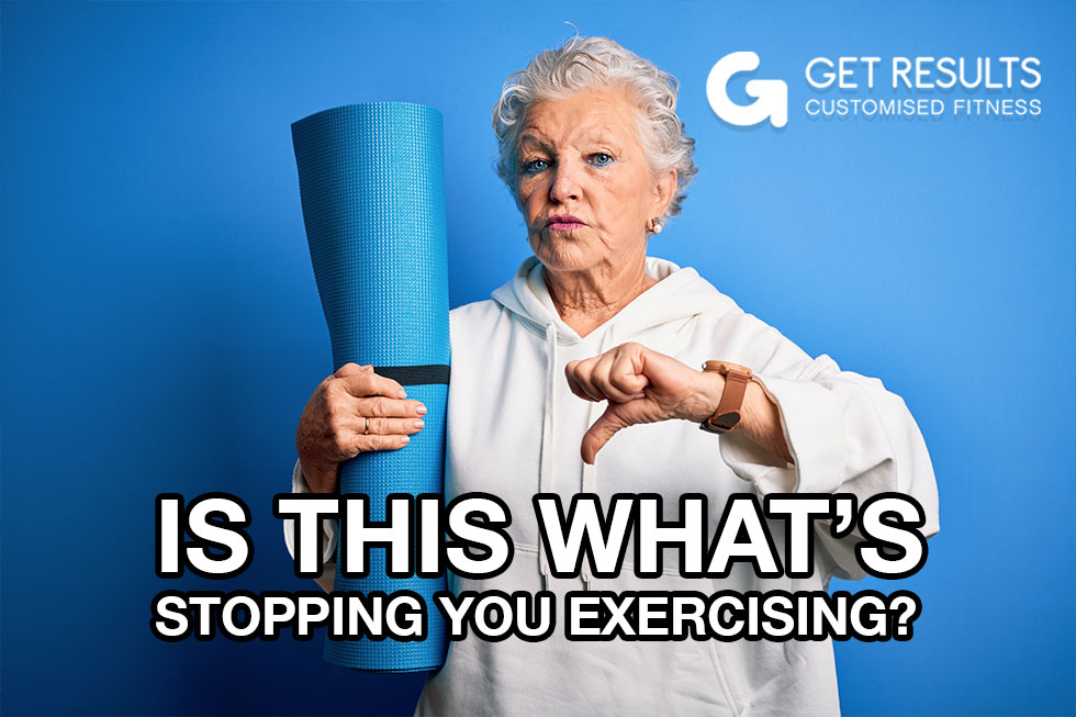 is this whats stopping you exercising